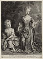 Countess of Sunderland and Duchess of Marlborough by and published by John Smith, after Sir Godfrey Kneller, Bt.jpg