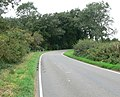 Country Road near Laughton - geograph.org.uk - 545420.jpg