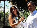 Couple in an Elements Wedding Ceremony, Colombia.jpg
