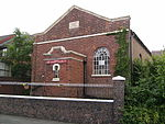 Coven Methodist Church, founded as a Wesleyan Chapel in 1839.