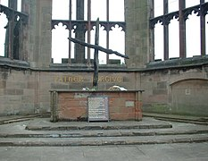 Coventry Cathedral burnt cross.jpg