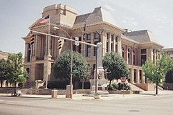 Montgomery County Courthouse, 1997