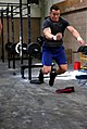 CrossFit Marine 'throws down' while training for a SoCal CrossFit competition 131206-M-OB827-044.jpg