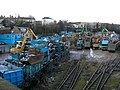 Crossley Evans Scrap Yard, Shipley - geograph.org.uk - 1733160.jpg