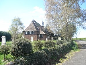Crudgington - Image: Crudgington Church