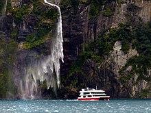 Национальный парк Фьордленд - Fiordland National Park