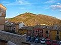 Cuenca, Casco Antiguo de la Ciudad y paisaje que lo rodea, mirador del Cerro de Socorro.jpg