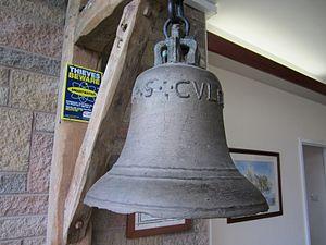 Culcheth Methodist Church -  Culcheth Hall Bell