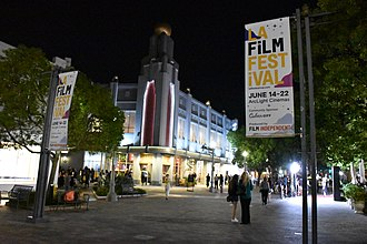 LA Film Festival - Image: Culver City Arc Light LA Film Festival