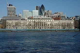 Custom House, City of London - City of London Custom House