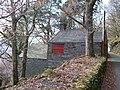 Cwt Ambiwlans Chwaral - Quarry Ambulance Station - geograph.org.uk - 1757243.jpg