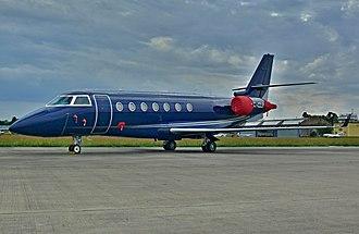 Hradec Králové Airport - Czech Gulfstream G200 OK-GLF in Hradec Kralove
