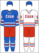Czechoslovakia national hockey team jerseys (with letters).png