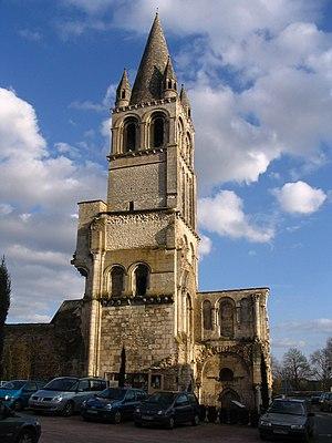 Déols - The Abbey of Déols