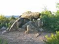Dòlmen als Plans de Ferran, a la frontera de l'Anoia i la Conca de Barberà - panoramio.jpg