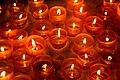 Dülmen, Kirchspiel, Kerzen in der Marienkapelle -- 2015 -- 8724.jpg