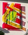 Dülmen, Kunstwerk am Vermessungsbüro Drerup -- 2015 -- 7921.jpg