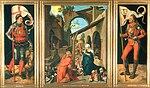 Dürer, Albrecht - Madonna and Child - c. 1500.jpg