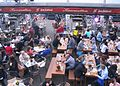 Düsseldorf 1. Mai 2013, Rheinufer-Kasematten, 17 Grad.jpg