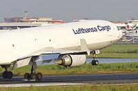 D-ALCI - MD11 - Lufthansa Cargo