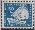 DDR-Briefmarke Bachjahr 1950 50+16 Pf.JPG