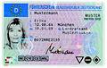 DE Licence 2009 Front.jpg