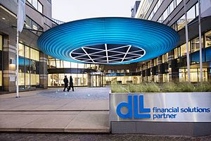 DLL Group - Headquarters in Eindhoven, the Netherlands