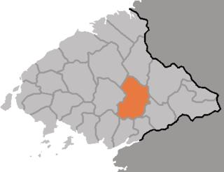 Taechon County County in North Pyŏngan, North Korea