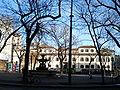 DSC02964 - Milano - Piazza Fontana - Vista del Palazzo del capitano di Giustrizia - Foto di Giovanni Dall'Orto - 29-1-2007.jpg