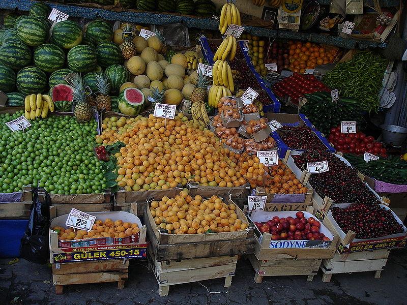 File:DSC04807 Istanbul - Fruttivendolo a Eyüp - Foto G. Dall'Orto 30-5-2006.jpg