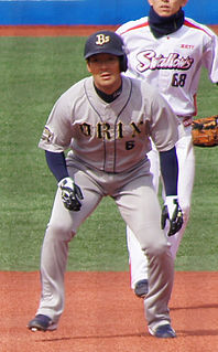 Shinji Takahashi (baseball) baseball player