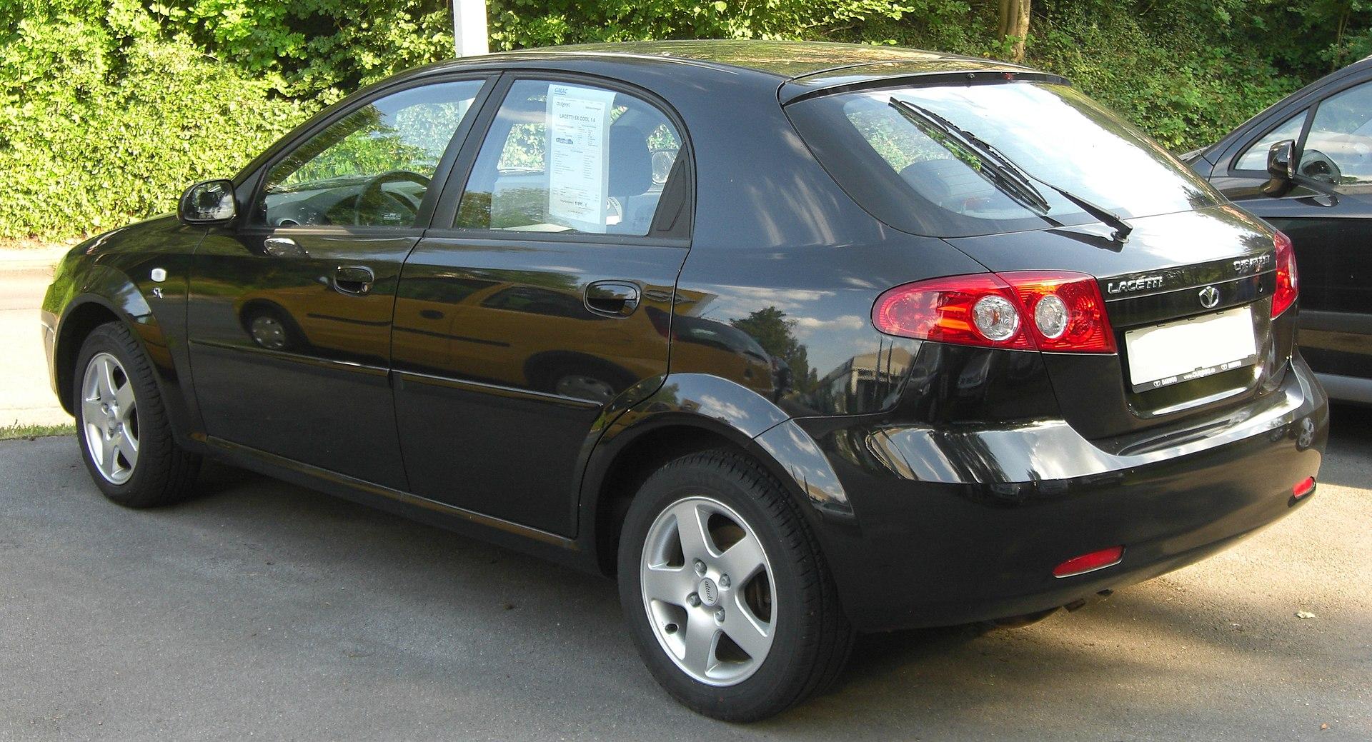 Chevrolet Lacetti - Wikipedija