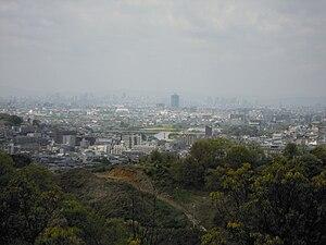 Kashiwara, Osaka - View of Kashiwara