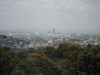 Kashiwara, Osaka - View of Kashiwara