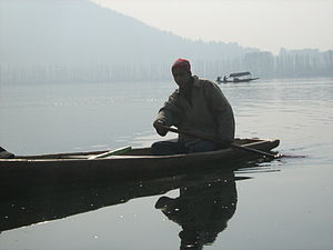 Dal Lake - Dal, Srinagar
