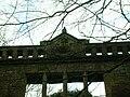 Dalmore and Monogram, Dalmore House, Stair.JPG