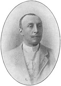 Daniel Barthold Willem van Ollefen - Onze Tooneelspelers (1899)