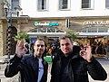 Daniel Marx (links) und Daniel Krahn.jpg