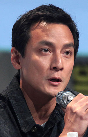 Daniel Wu - Daniel Wu at the 2015 San Diego Comic-Con International