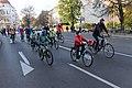 Danke Tegel und Tschüß, Fahrraddemo und Kundgebung in Pankow, Berlin, 08.11.2020 (50583713768).jpg