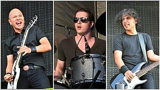 Danko Jones Canadian rock trio