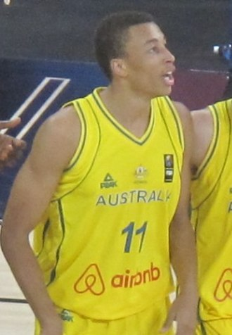 Australia national basketball team - Dante Exum