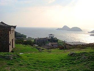Matsu Islands - Dongju Island