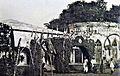 Darbar hall at shahbagh now modhur canteen (1912).jpg