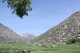 Darai Nur District District in Nangarhar Province, Afghanistan