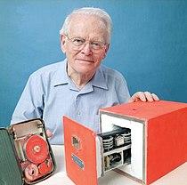 Dave Warren with BlackBox Prototype.jpg