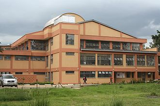 Nyeri - Dedan Kimathi University of Technology