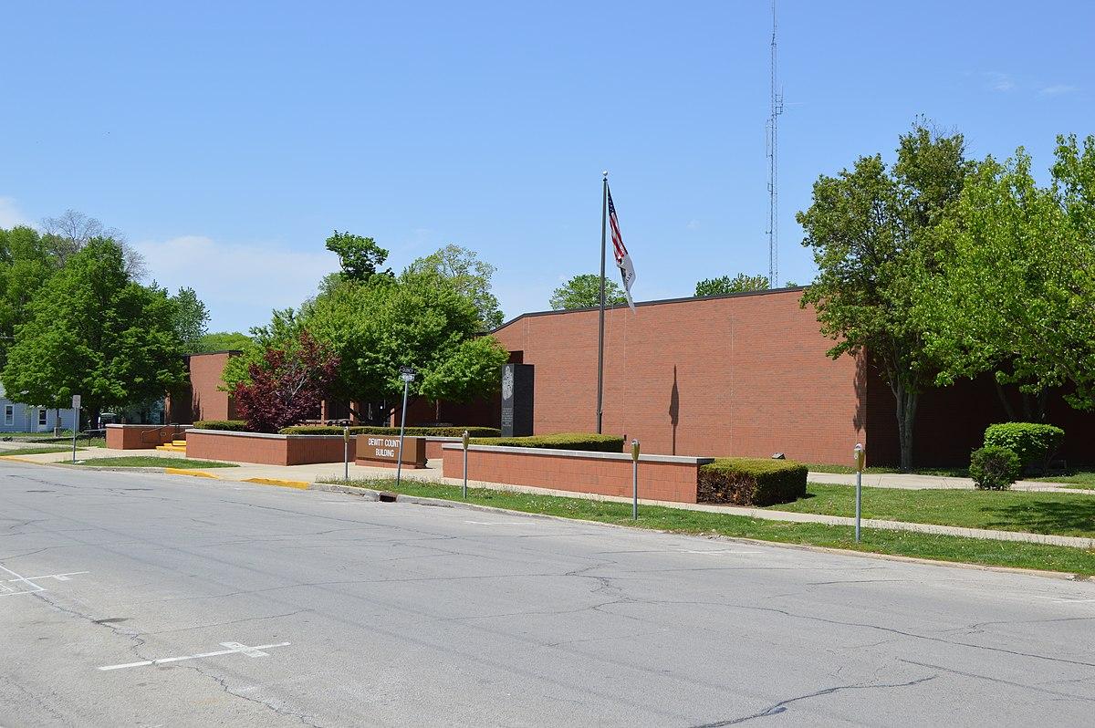 DeWitt County - Wikidata