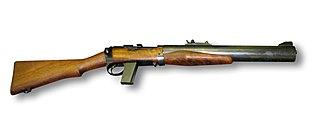 De Lisle carbine carbine