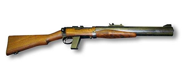 De Lisle carbine - Wikiwand